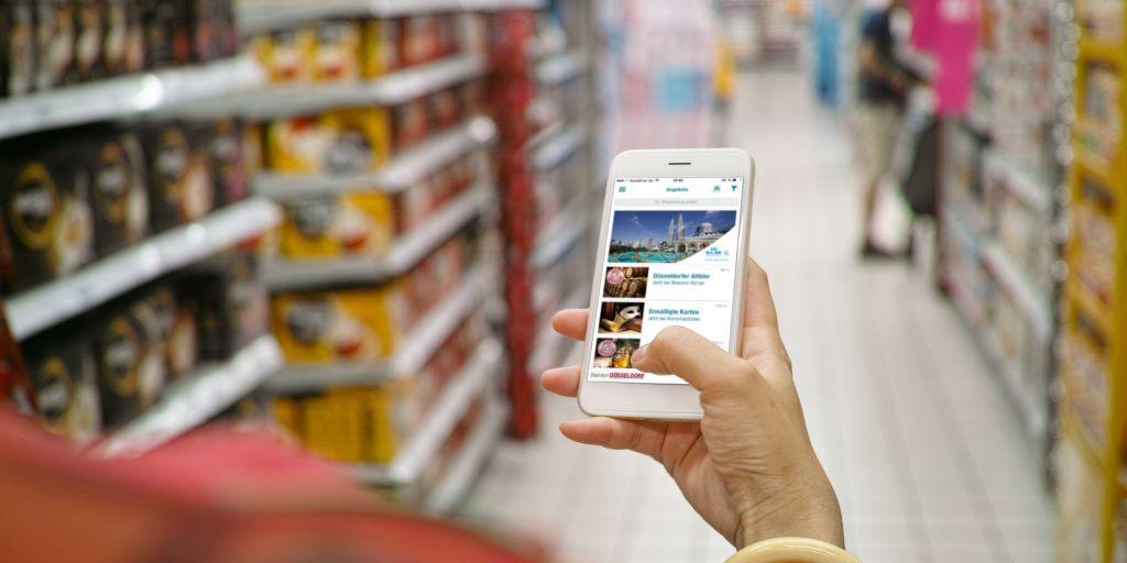 Virtual Beacons & Co. – So beeinflusst die Digitalisierung den Einzelhandel wirklich